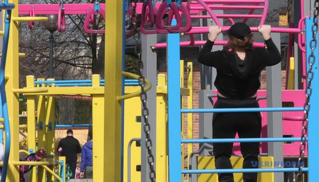 Киянам радять оминати дитячі та спортивні майданчики