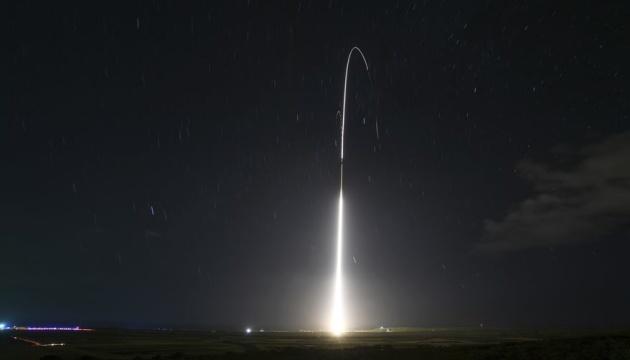 Військові США успішно випробували гіперзвукову ракету