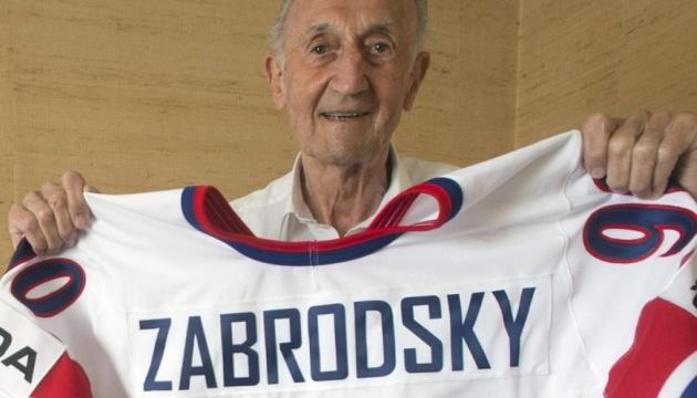 Умер двукратный чемпион мира по хоккею в составе сборной Чехословакии Забродский