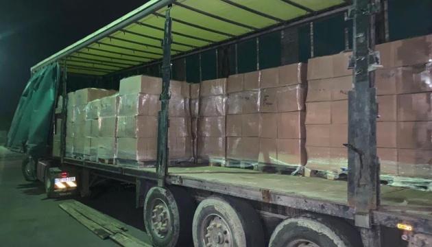 СБУ вилучила 20 тонн фальсифікованого антисептика
