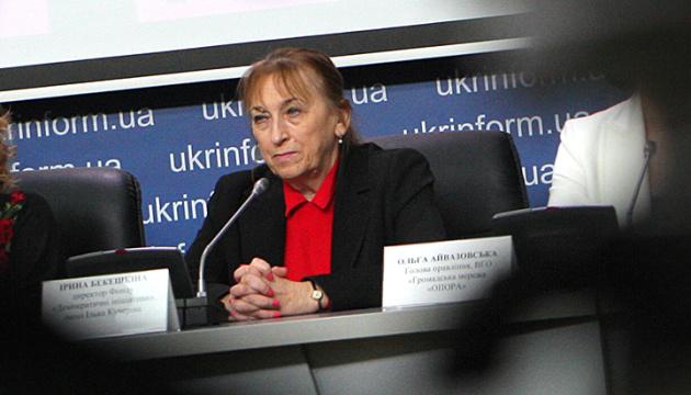 Ірина Бекешкіна – справжня леді української соціології