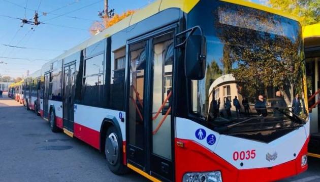 В Одесі скасовують пільговий проїзд у транспорті