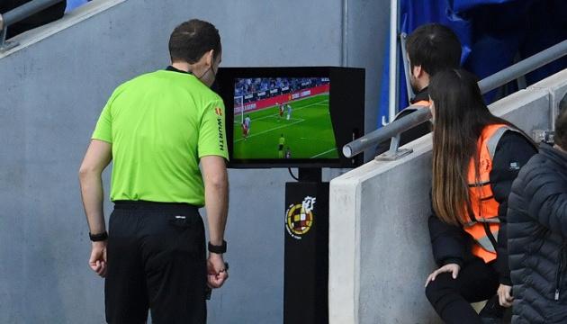 В Украине вскоре смогут обслуживать VAR шесть матчей тура УПЛ