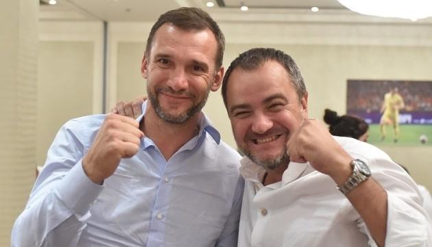Президент УАФ: Уверен, Шевченко, продолжит работу со сборной Украины