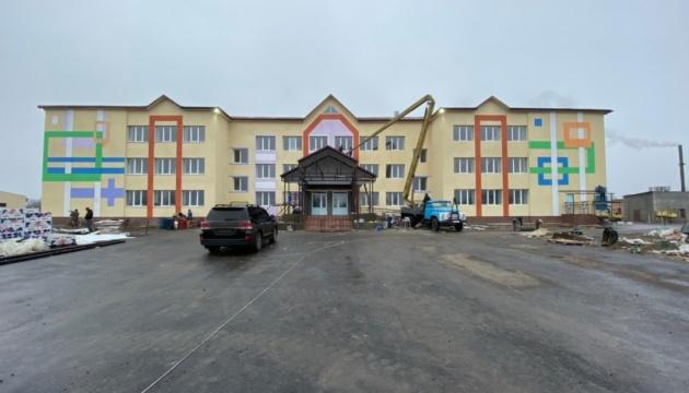 Велике будівництво: на Чернігівщині добудують школу, яку зводять 30 років
