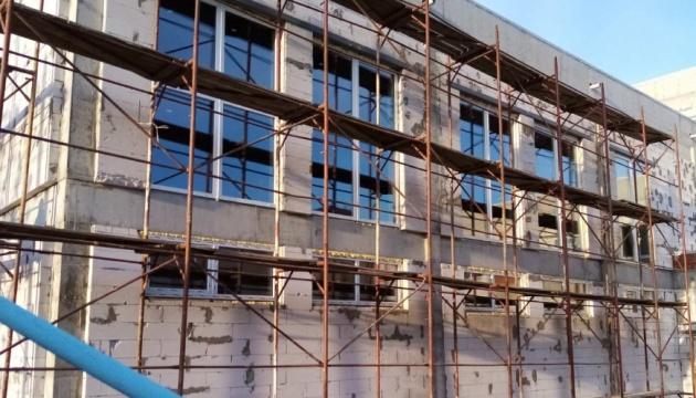 """""""Велике будівництво"""": новий корпус з'явиться у школі на Дніпропетровщині"""