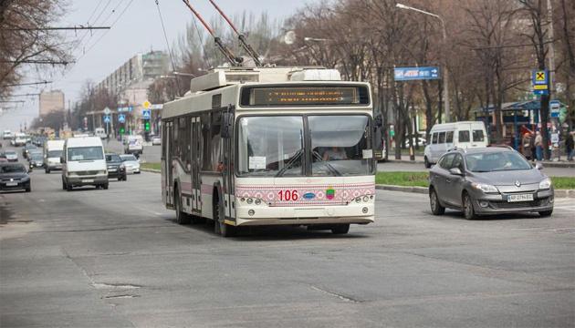 Мер Запоріжжя просить Кабмін дозволити возити у великих автобусах 20 пасажирів