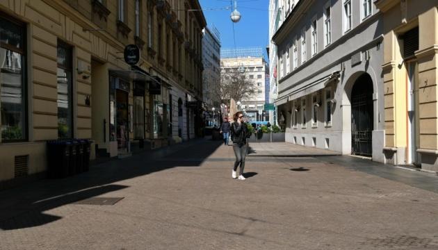 У Хорватії заборонили рух між містами через коронавірус