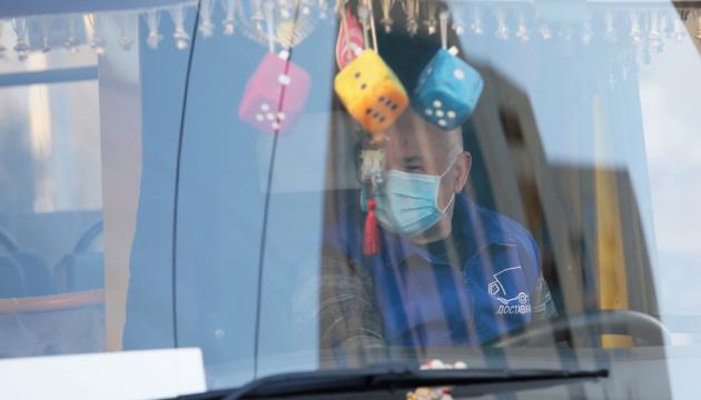 На Одещині запустили спецтранспорт для медиків