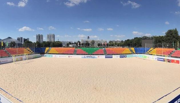 Міжнародна федерація пляжного футболу скасувала всі змагання до 1 червня
