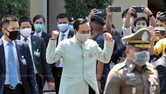 Таїланд вводить надзвичайний стан