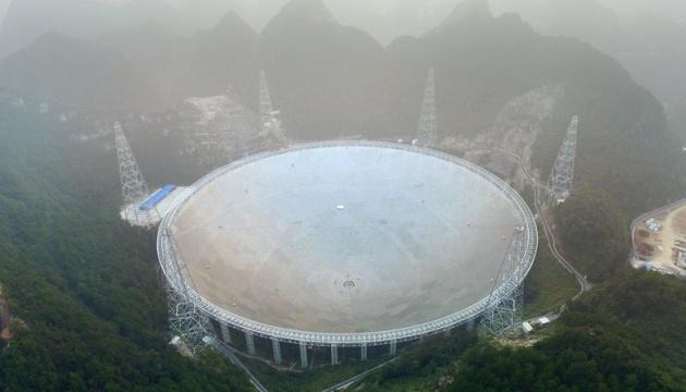 У Китаї розробили один із найбільших сонячних телескопів