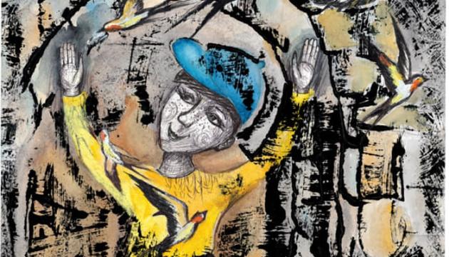 Юний художник із Тернопільщини переміг на міжнародному конкурсі в Японії