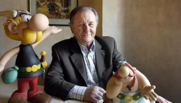 У Франції помер співавтор коміксів про Астерікса й Обелікса
