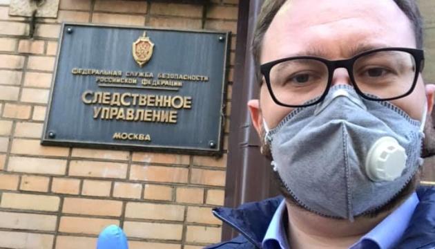 Адвокат відвідав Яцкіна у
