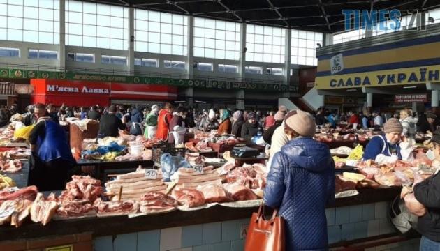 У Житомирі під час карантину працюватиме оптовий ринок – голова ОДА