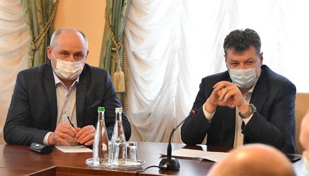 Голова Житомирської ОДА закликає шити маски самостійно