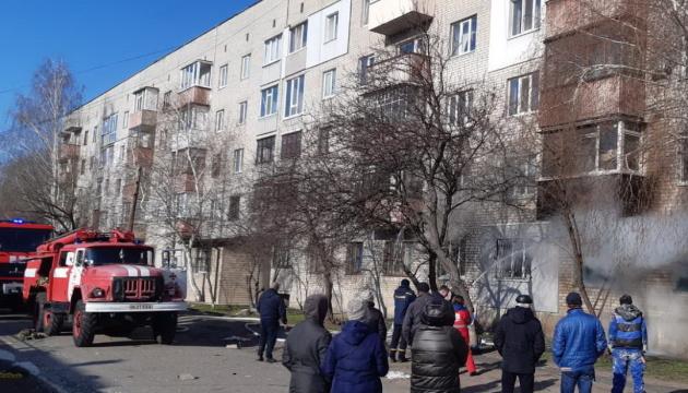 На Харківщині у багатоповерхівці стався вибух – є постраждалий