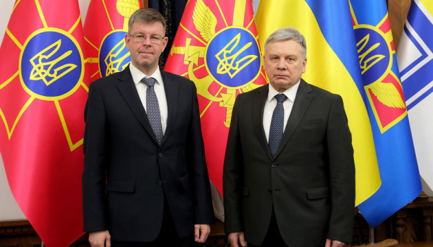 Ukraine, Lithuania to continue cooperation in defense sector – Defense Ministry
