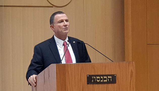 Спікер Кнесету Ізраїлю подав у відставку