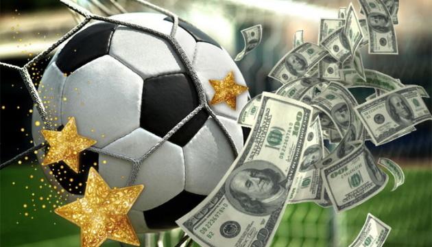 Обсяги ставок на матчі чемпіонату Білорусі з футболу виросли в 14 разів