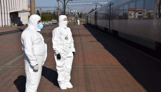 Із Польщі прибув десятий евакуаційний поїзд
