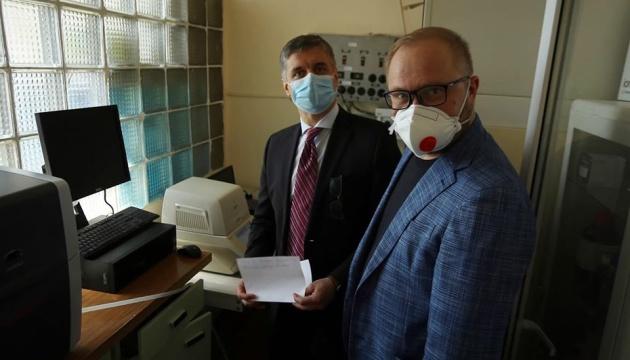 В Україні розробили тест-системи для діагностики коронавірусу