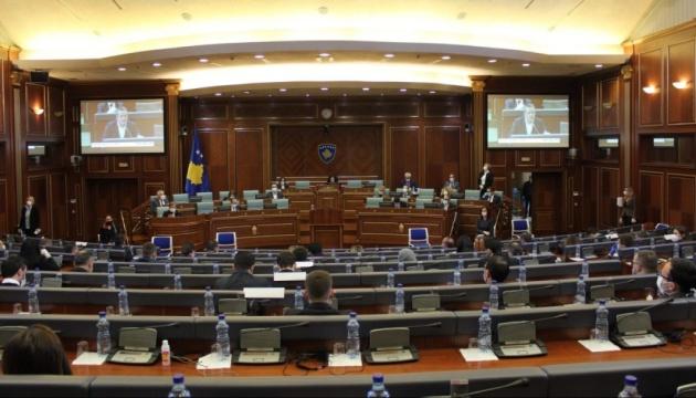 Правительство Косово отправили в отставку из-за чрезвычайного положения
