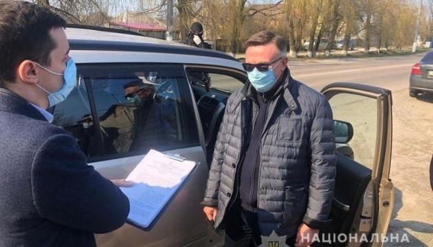 До суду надійшло клопотання про арешт Кожари