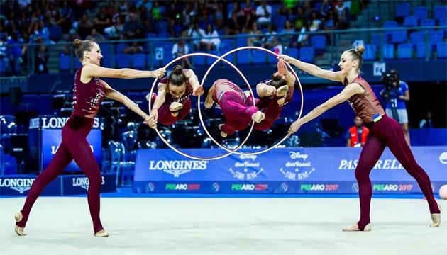 Чемпіонат Європи-2020 з художньої гімнастики в Києві можуть перенести