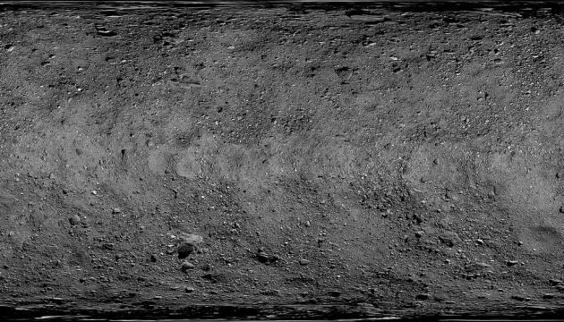 NASA показало знімки астероїда Бенну
