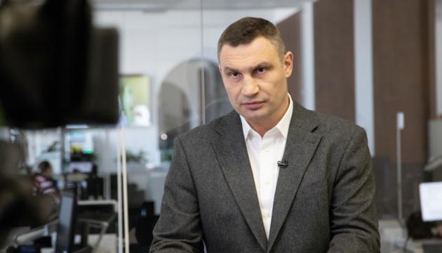 Klitschko: 102 coronavirus cases confirmed in Kyiv city