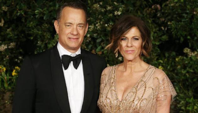 Том Генкс та його дружина одужали від коронавірусу та повернулися до Штатів