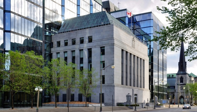 Банк Канади вдруге позачергово знизив облікову ставку через коронавірус