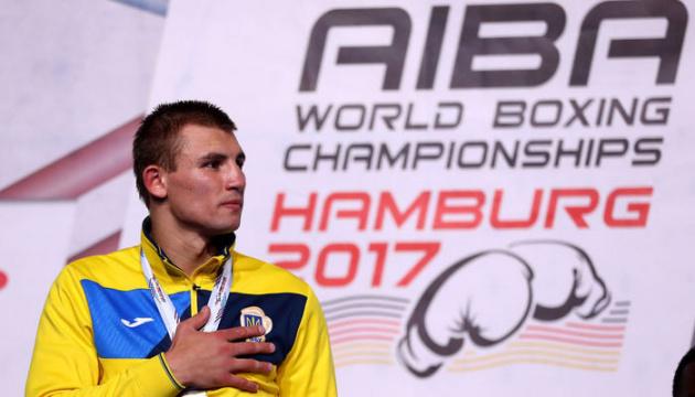 Український боксер Хижняк увійшов до виконкому AIBA