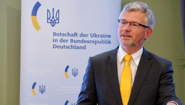 Український посол запропонував парі ексканцлеру Шредеру