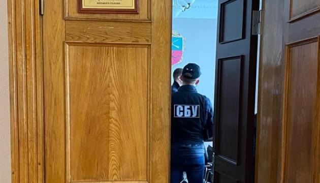 СБУ проводит обыски в запорожской мэрии