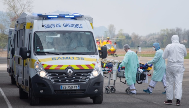 У Франції кількість померлих від COVID-19 перевищила 50 тисяч