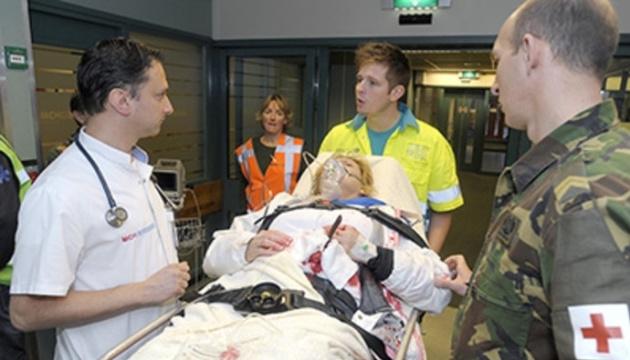 У Нідерландах військові медики допомагають в лікарнях