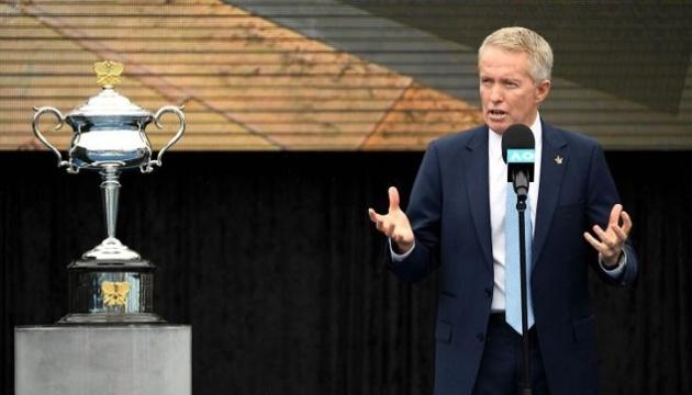 Директор Australian Open: Відновити тенісні турніри цього року складно