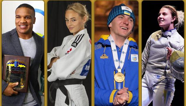 Украинские олимпийцы возглавляют рейтинги международных спортивных федераций