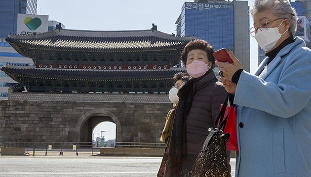 Південна Корея посилює карантин на тлі нового спалаху коронавірусу
