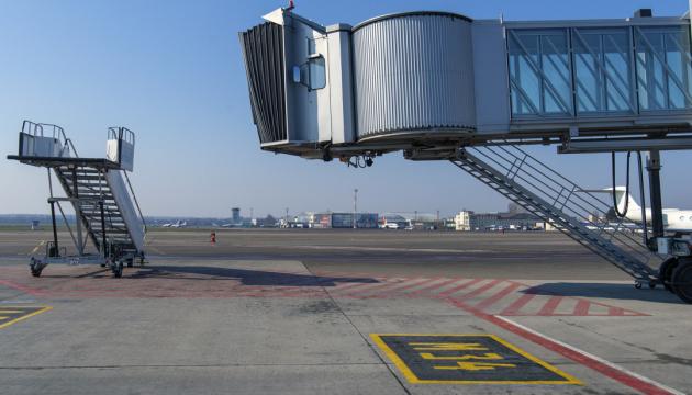Аэропорты Украины просят у государства помощи