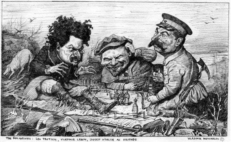 Герої політичних анекдотів у СРСР