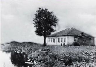 Будинок Вороних у Журавці