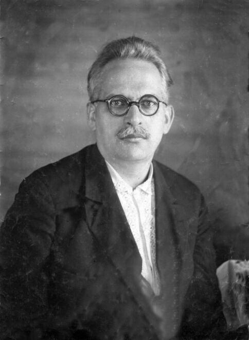 Олександр Вороний