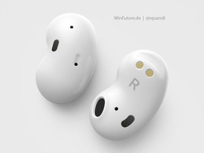 Samsung розробляє нові бездротові навушники