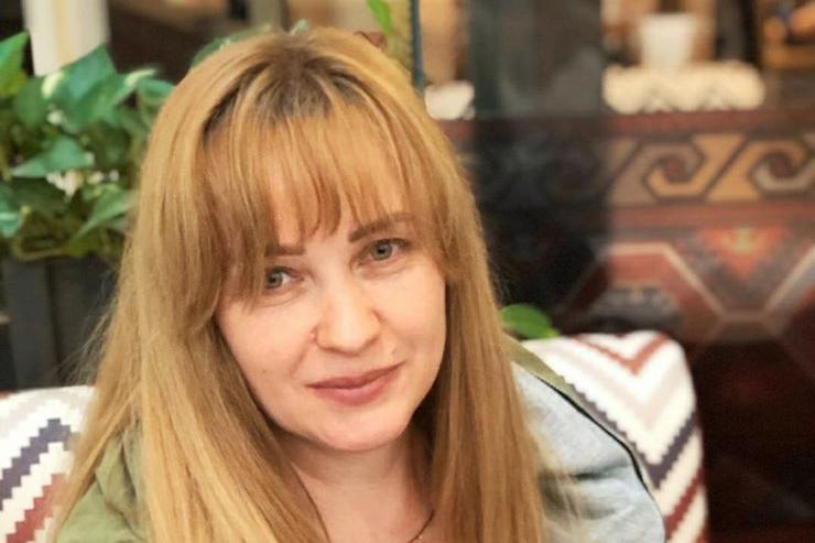 Эльмира Усеинова