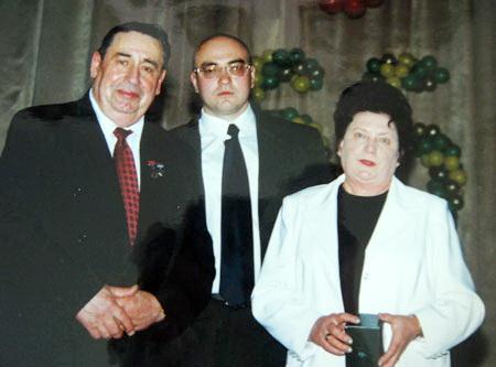 Батьки та син Ян