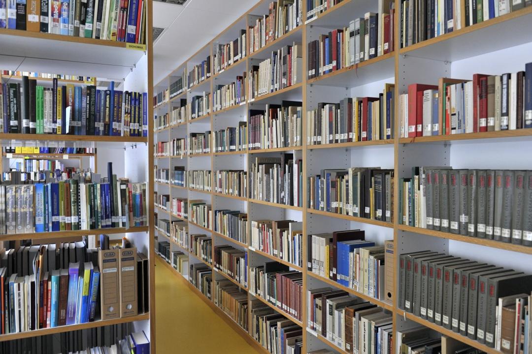 Бібліотека УВУ